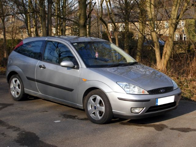 Ford Focus 1.8 Edge Tdci