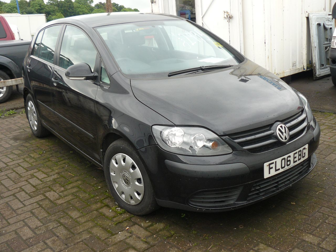 Volkswagen Golf Plus 1.9 S TDI PD 5dr Hatchback Diesel Black