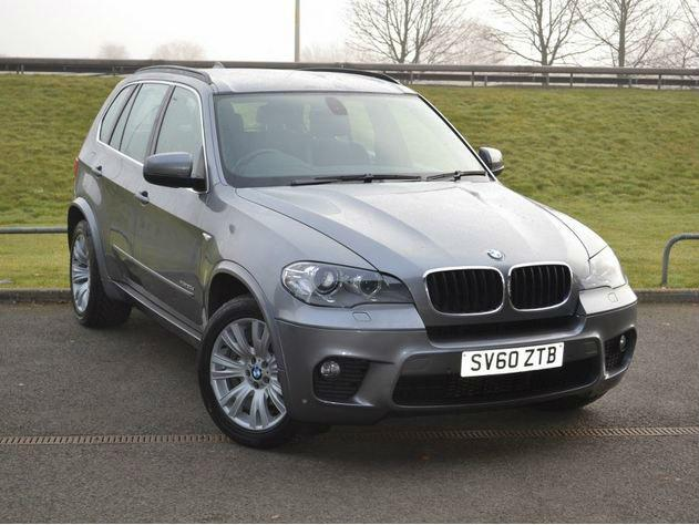BMW X5 3.0 XDRIVE30D M SPORT Estate Diesel Grey