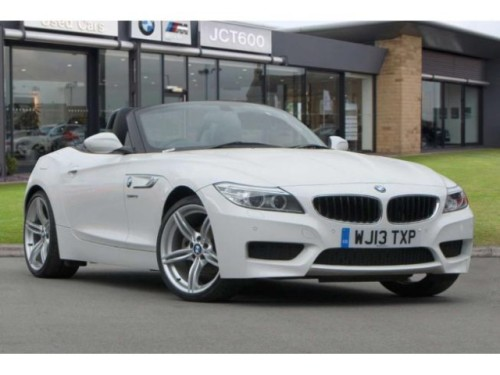 BMW Z4 2.0 Roadster Petrol Alpine White