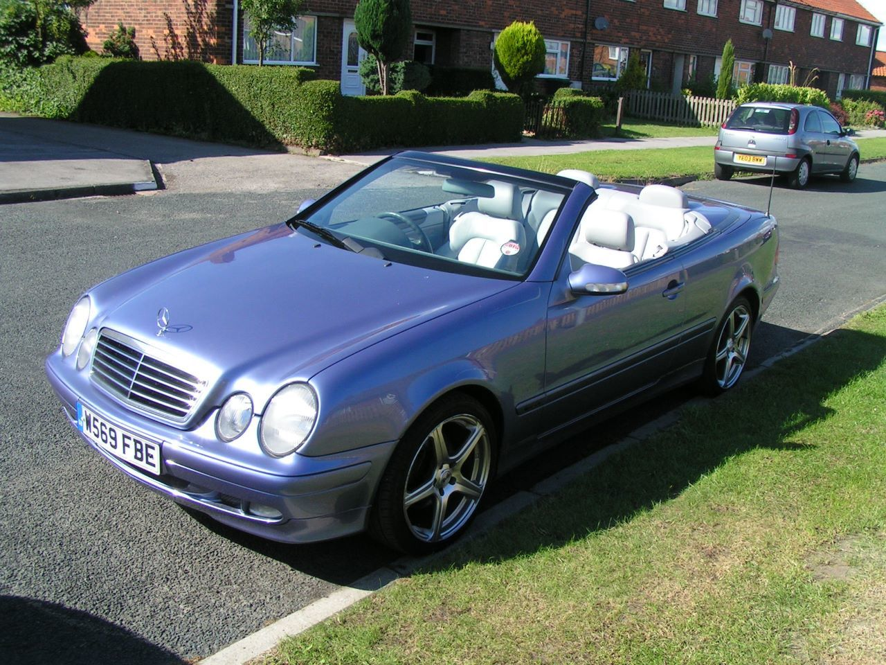 Used mercedes benz clk and second hand mercedes benz clk for Mercedes benz clk convertible