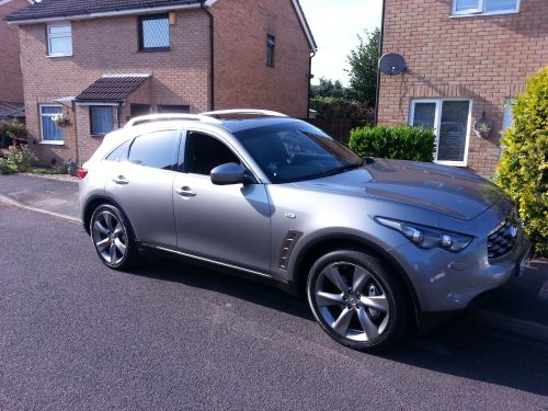 Infiniti FX 5.0 FX50S Estate Petrol Grey