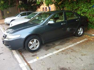 Honda Accord 2.0 VTEC EXECUTIVE Saloon Petrol Grey