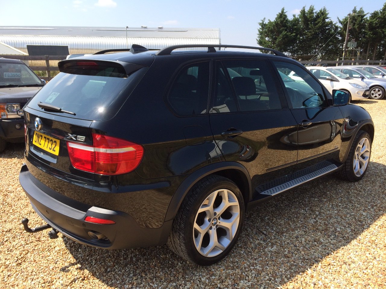 used bmw x5 se 5dr auto 7 seat for sale in witney. Black Bedroom Furniture Sets. Home Design Ideas