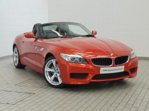 BMW Z4 2.0 Roadster Petrol BMW Individual Paint
