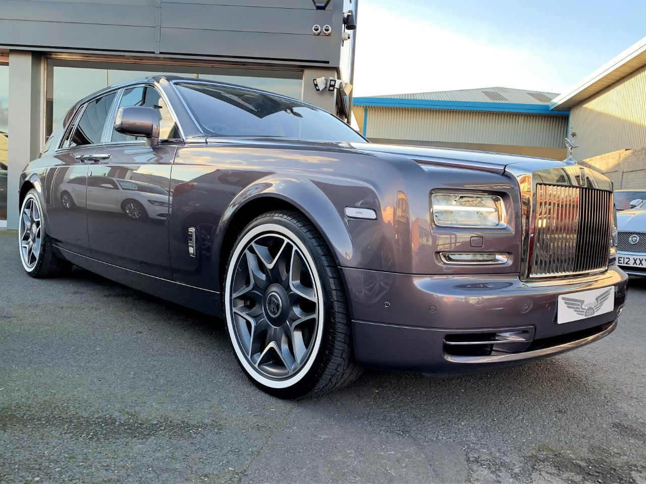 Rolls Royce Phantom 6.7 PHANTOM AUTO Saloon Petrol Anthracite Grey Metallic