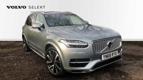 Volvo XC90 2.0 T8 Twin Engine Inscription Pro ( Intellisafe, Xenium Pack,  Bowers, Tints ) Crossover Hybrid Electric Silver