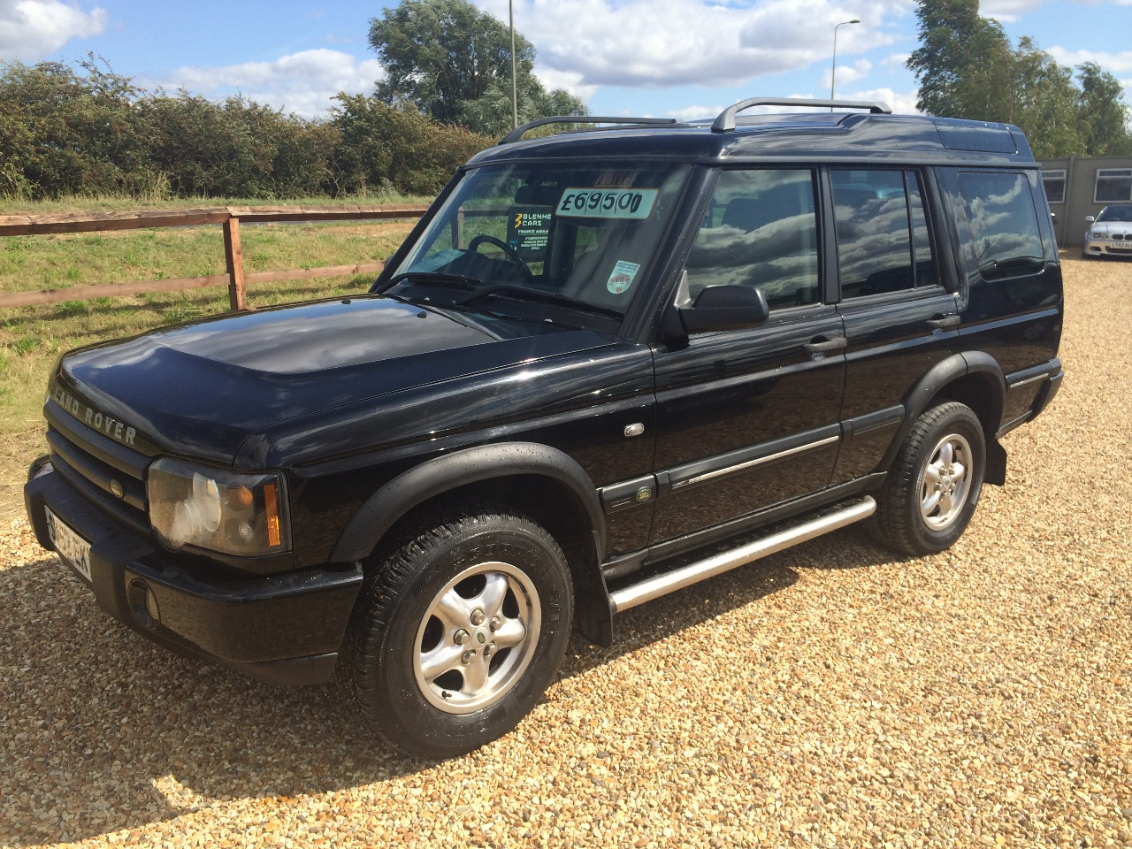 used land rover discovery 2 5 td5 metropolis 7 seat 5dr auto for sale in witney oxfordshire. Black Bedroom Furniture Sets. Home Design Ideas