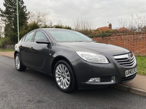 Vauxhall Insignia 2.0 CDTi SRi [160] ARMOURED 2,000 MILES, VAUXHALL SPECIAL BUILD Hatchback Diesel Grey