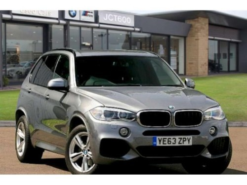 BMW X5 3.0 M Sport S.A.V. Diesel Space Grey