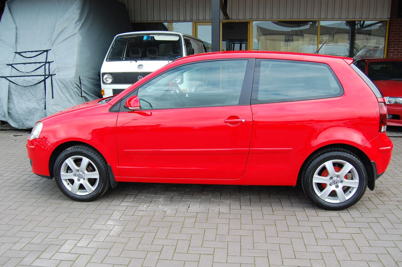 2009 Volkswagen Polo POLO 1.4 MATCH 80 5 SPEED MANUAL FULL SERVICE HISTORY LOW MILEAGE ONLY 53 K