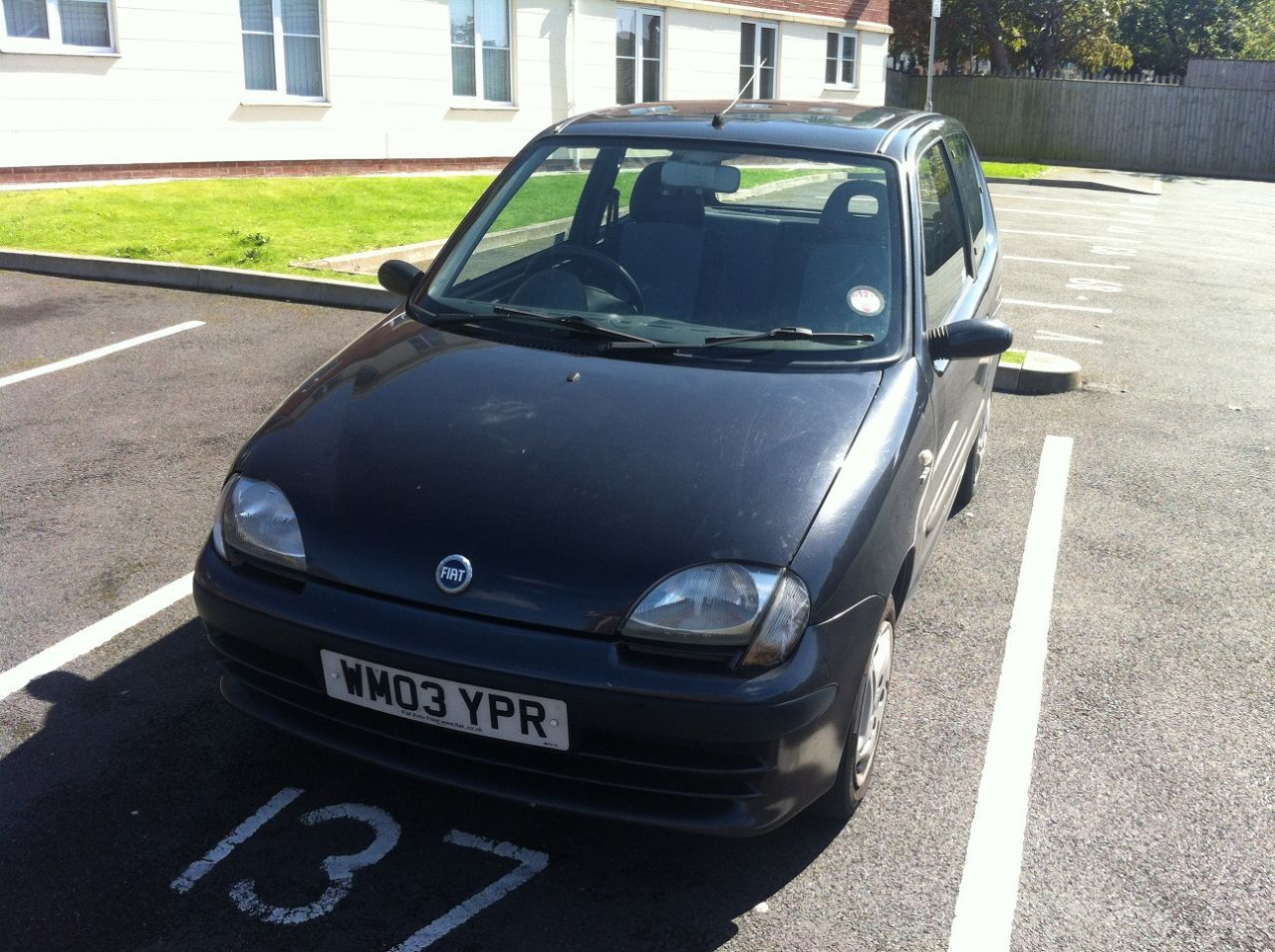 photos this sporting weeke in b by seicento yard vagdave scrap fiat saw flickr a last