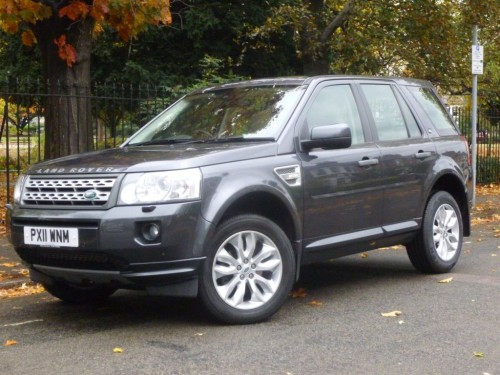 Land Rover Freelander 2.2 SD4 HSE Estate Diesel Stornoway Grey with Beige Leather