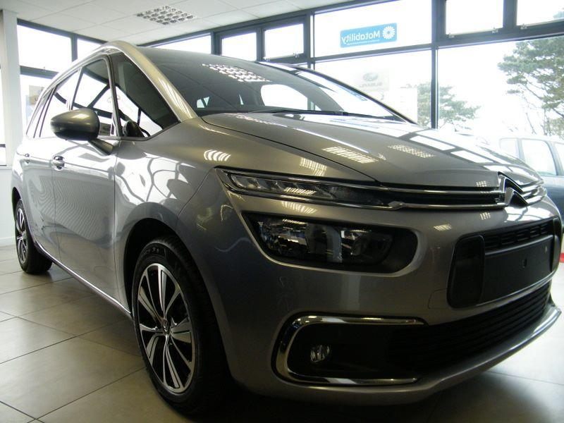 Citroen Grand-c4-spacetourer 1.5 BlueHDi 130 Feel 5dr MPV Diesel Grey