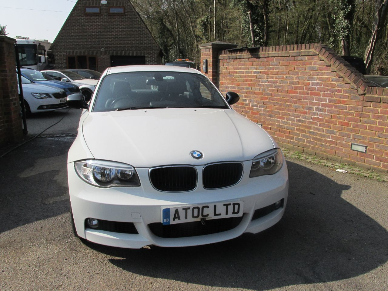 2013 BMW 1 Series 3.0 125i Sport Plus Edition 2dr Step Auto