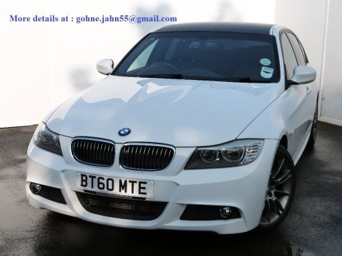 BMW 3 Series 2.0 320D SPORT PLUS EDITION Saloon Diesel White