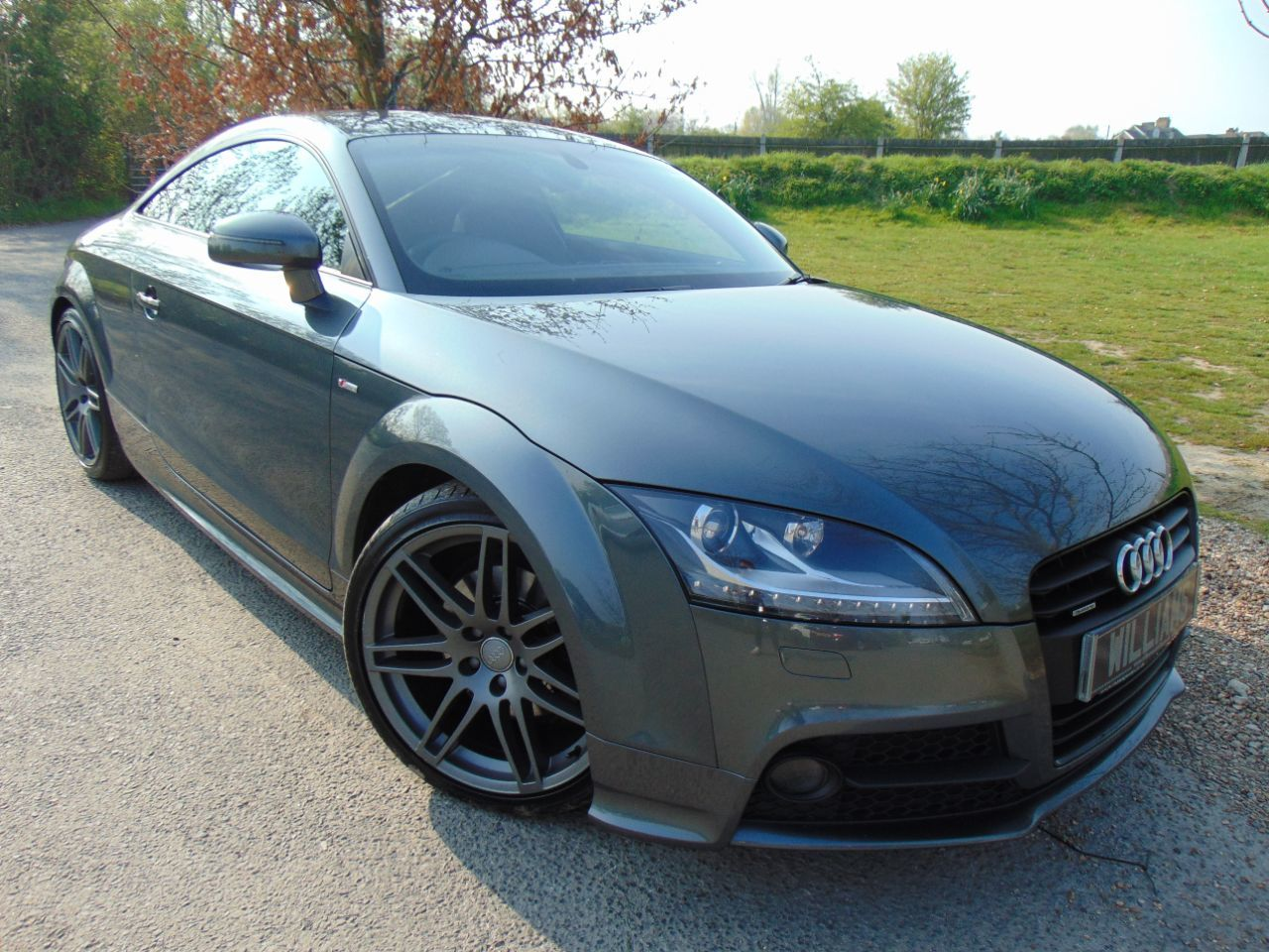 Used Audi Tt And Second Hand Audi Tt In Maidstone