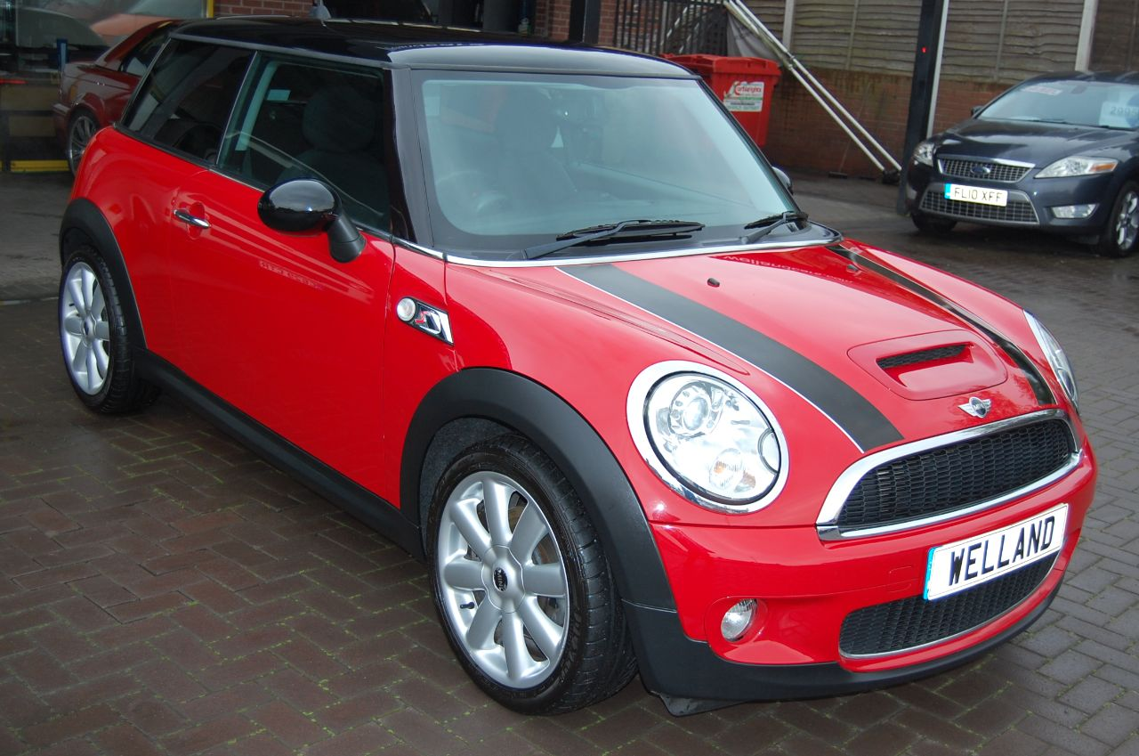 2009 Mini Hatchback 1.6 6 SPEED MANUAL LOW MILEAGE FULL SERVICE HISTORY