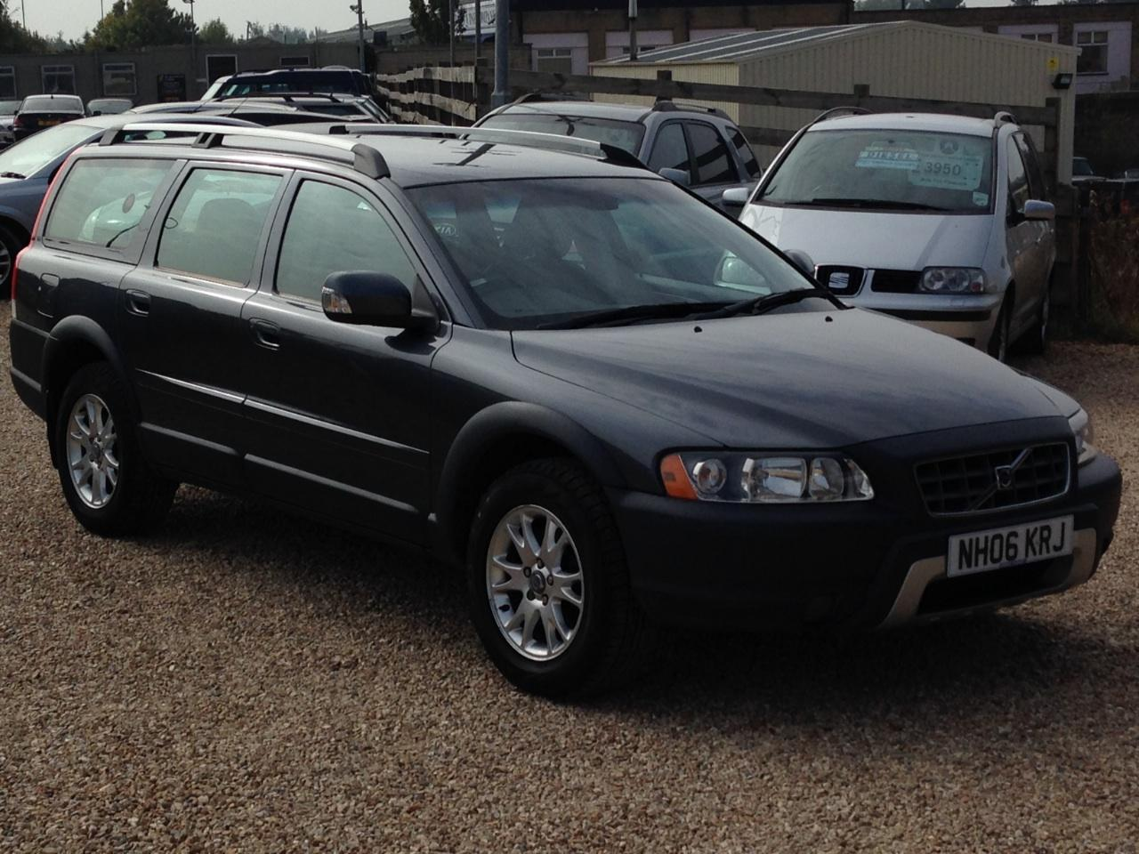 Volvo XC70 2.4 D5 SE 5DR [185] FULL SERVICE HISTORY CAM BELT CHANGED Four Wheel Drive Diesel Grey