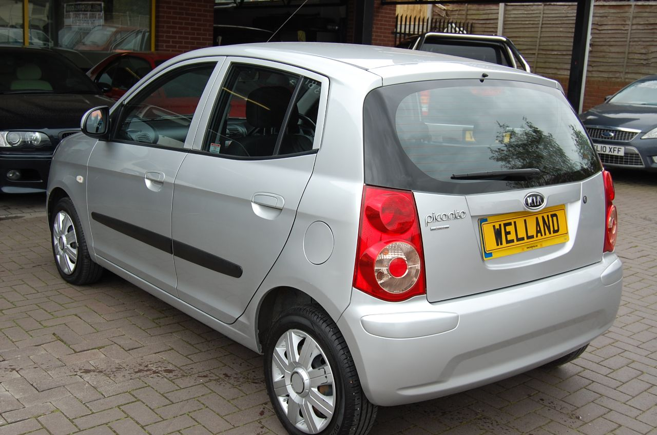 2009 Kia Picanto 1.1 CHILL 5 SPEED MANUAL LOW MILEAGE RECENT MOT 22.04.20 READY TO GO