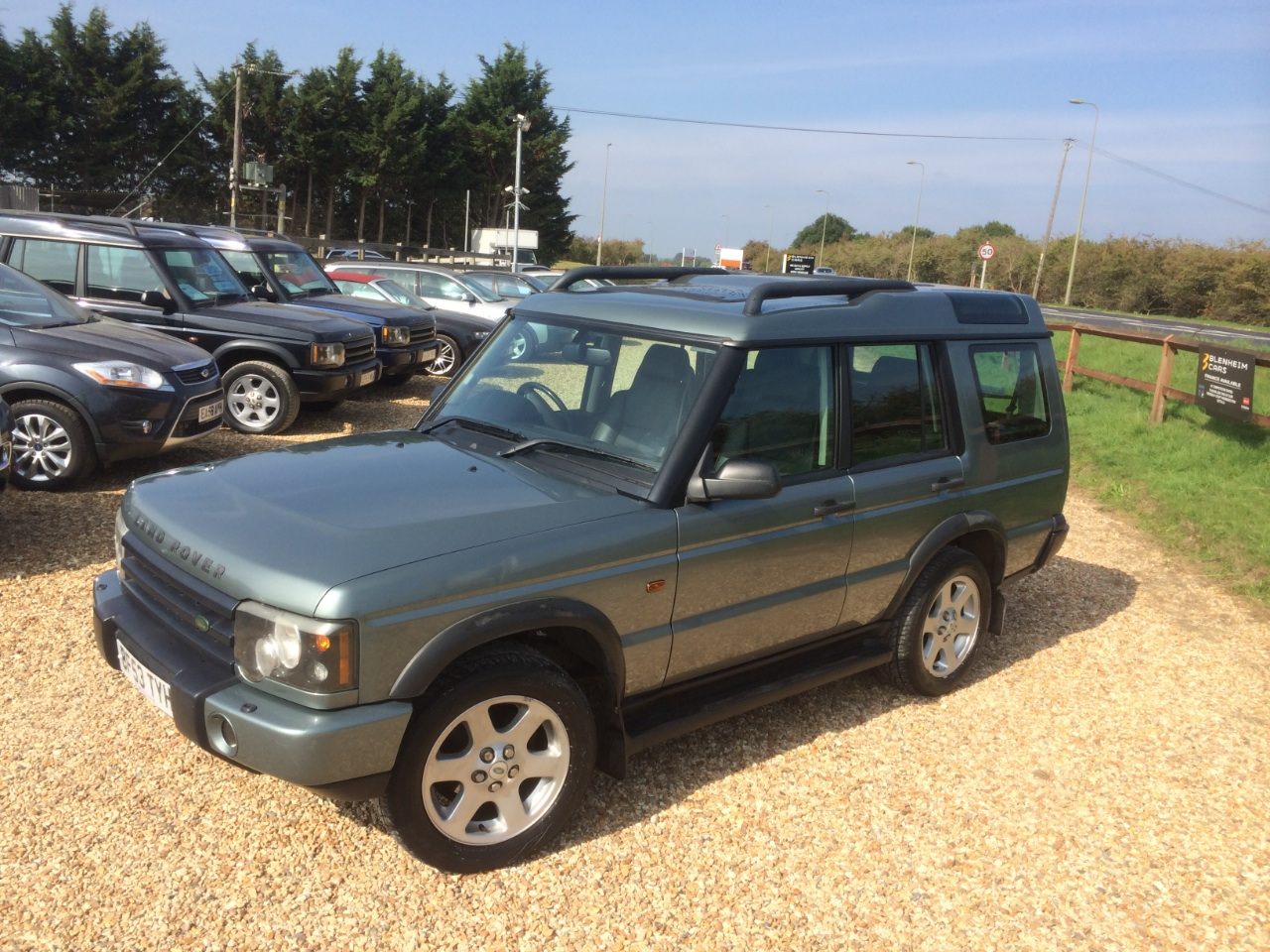 second hand land rover discovery 2 5 td5 es 7 seat 5dr manual for sale in witney oxfordshire. Black Bedroom Furniture Sets. Home Design Ideas
