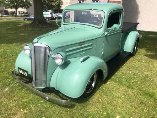 Chevrolet Chevy 5.7 Half Ton Pick-up *STUNNING RESTORATION* Pick Up Petrol Green