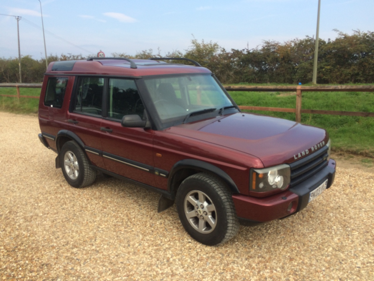 used land rover discovery 2 5 td5 gs 7 seater 5dr full. Black Bedroom Furniture Sets. Home Design Ideas