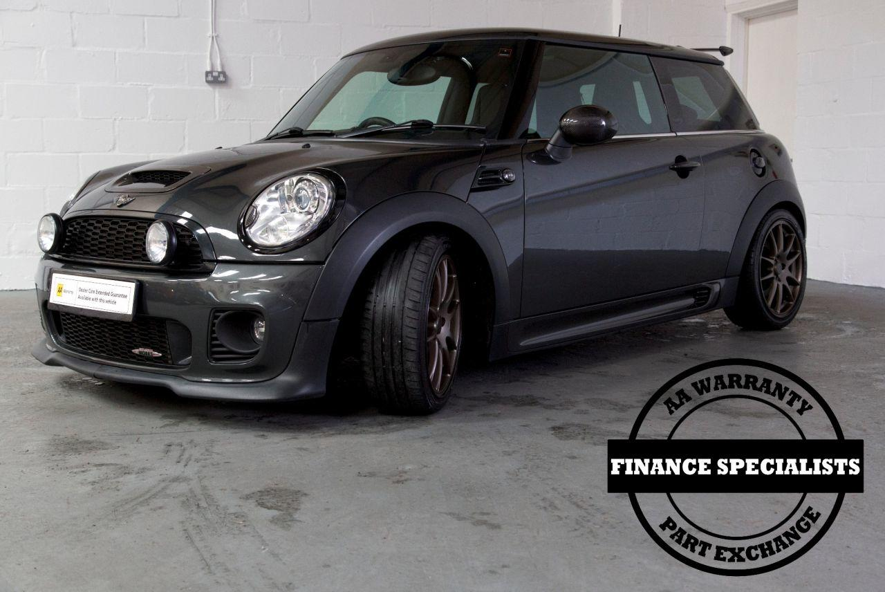 Mini Hatchback 1.6 JOHN COOPER WORKS 3d 211 BHP Hatchback Petrol GREY