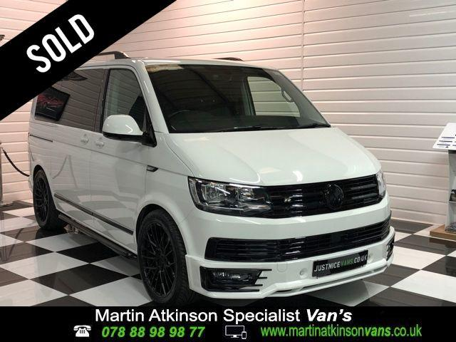 Volkswagen Caravelle 2.0 TDI 150 Executive 5dr DSG R Edition Minibus Diesel White