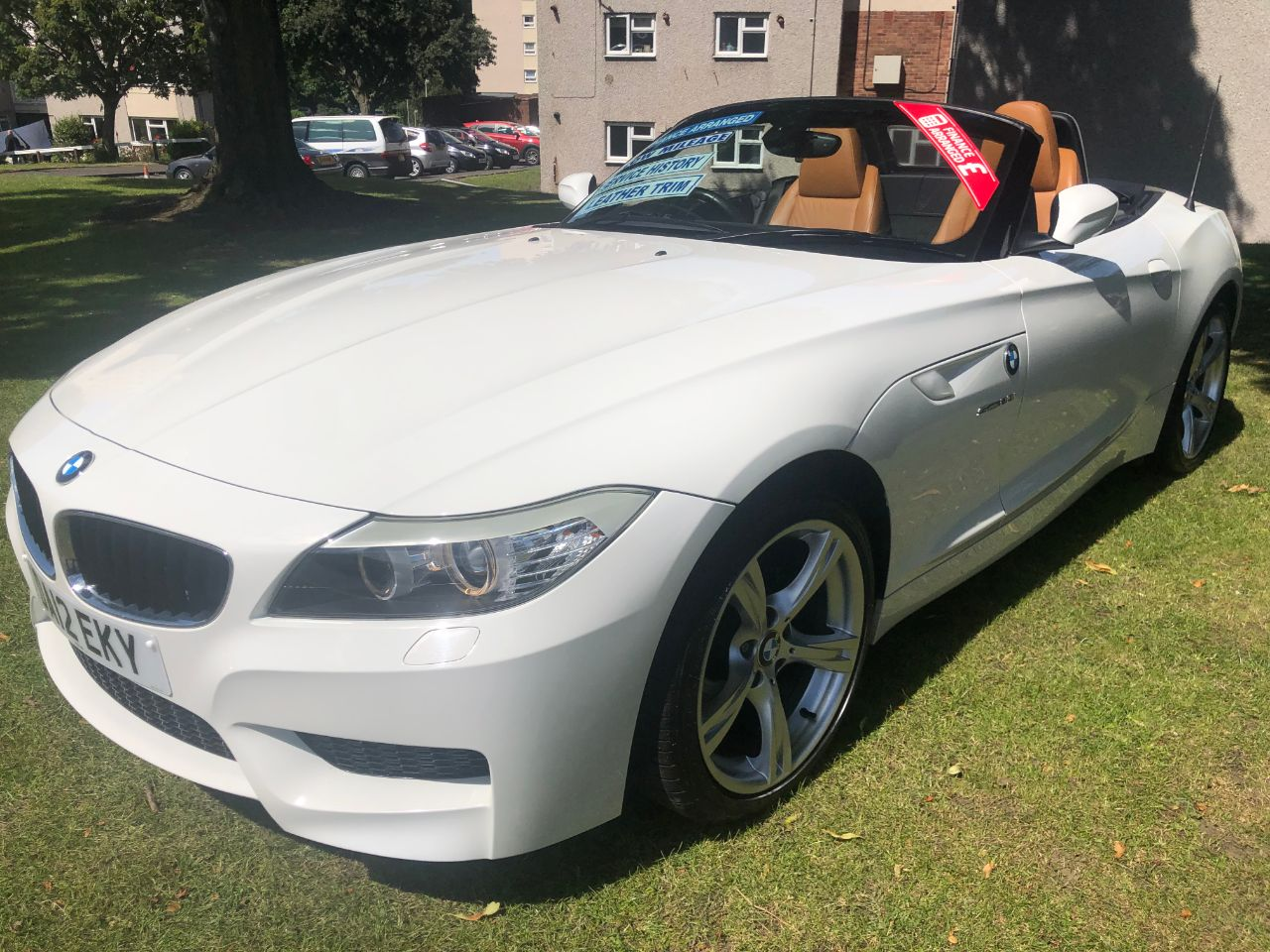 BMW Z4 2.0 20i sDrive M Sport 2dr Roadster Hard-top Convertible *ONLY 50k MILES**REDUCED* at Halesowen Autos Halesowen