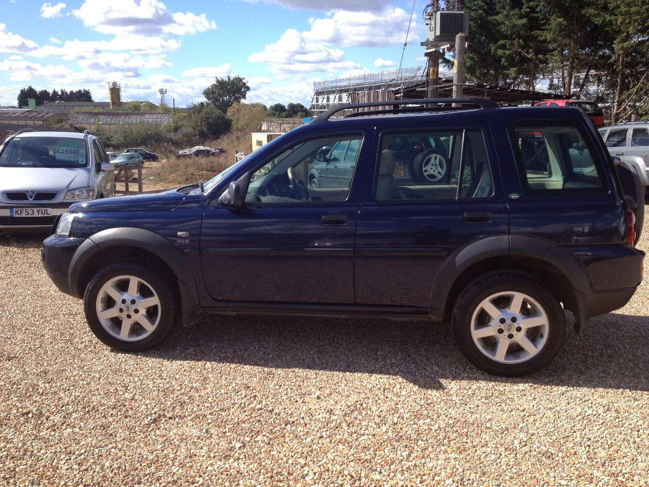 used land rover freelander 2 0 td4 hse 5dr full service. Black Bedroom Furniture Sets. Home Design Ideas