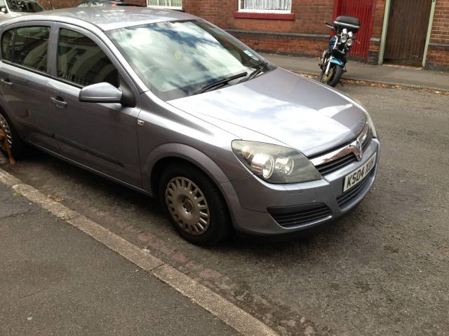 Vauxhall Astra 1.6 LIFE 16V TWINPORT Hatchback Petrol Silver
