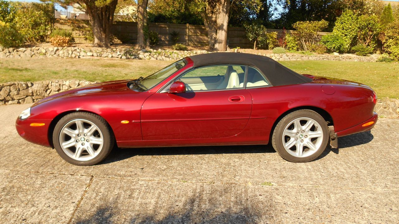 Used Jaguar Xk8 Cars, Second Hand Jaguar Xk8