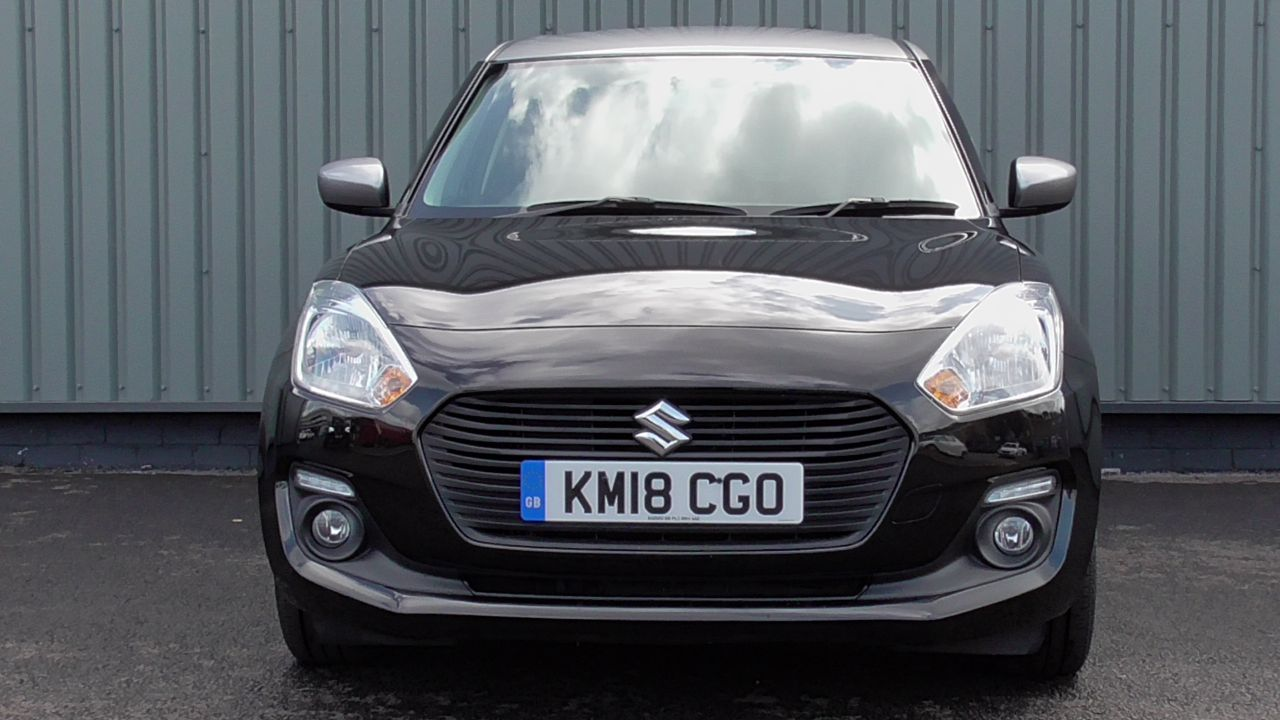 2018 Suzuki Swift 1.0 Sz-T Boosterjet