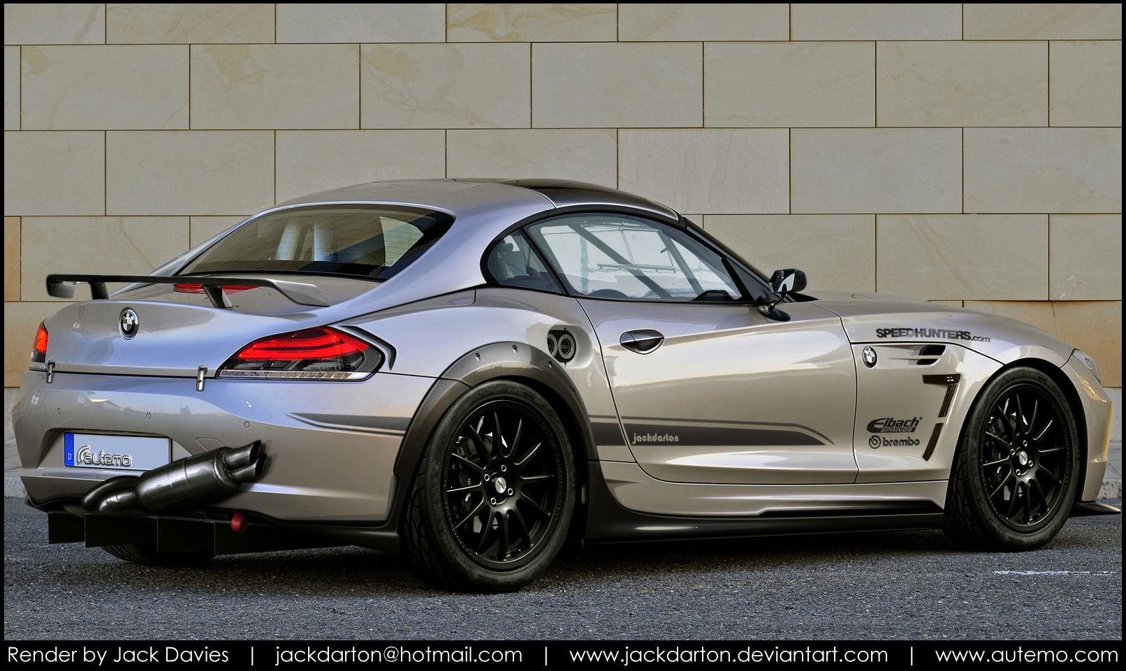 Bmw Z4 Custom Coupe Pictures To Pin On Pinterest Pinsdaddy