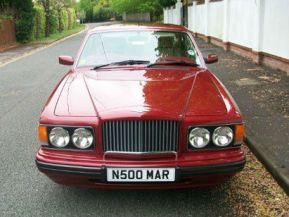 1996 Bentley Brooklands SWB £19,950