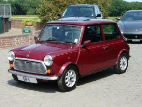 1989 Austin Mini 1.0 Thirty