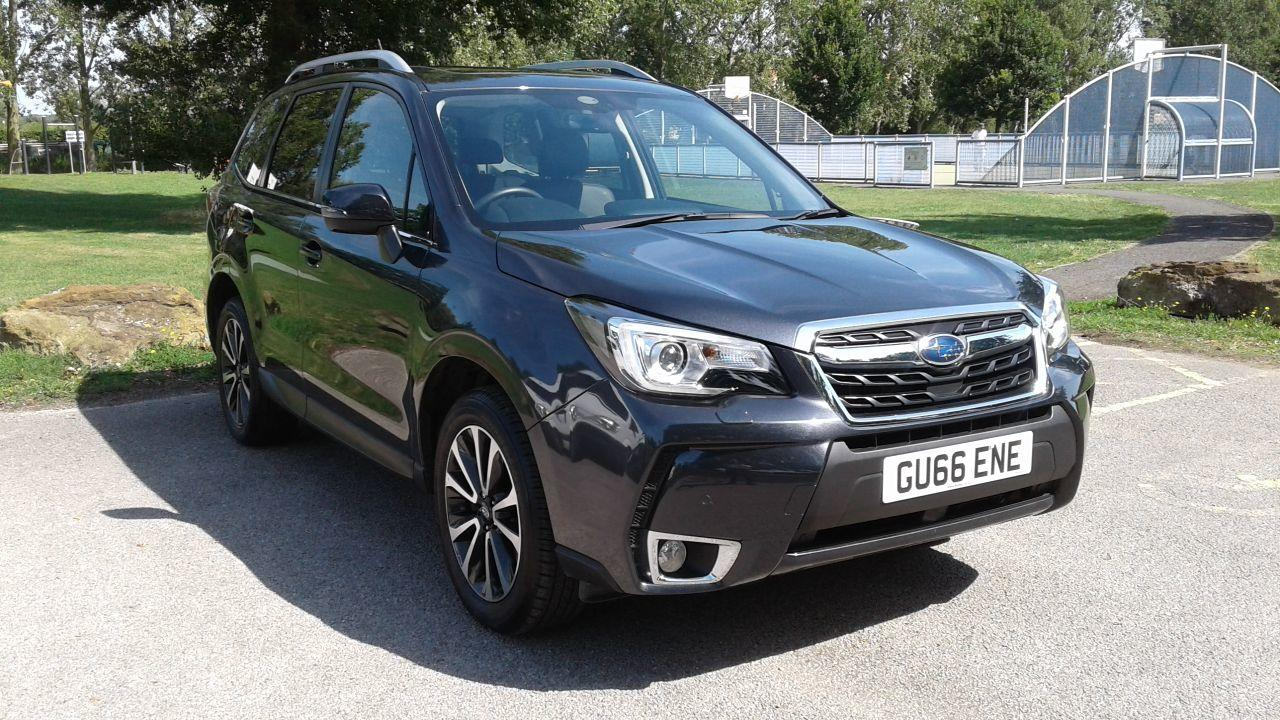Subaru Forester 2.0 XT 5dr Lineartronic Estate Petrol Grey
