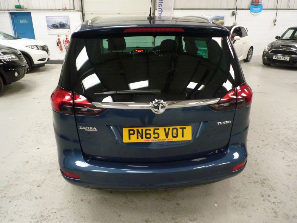 2015 Vauxhall Zafira Tourer Used SRI 1.4 TURBO + 5 SERVICES + JUST SERVICED + AUG 20 MOT + DAB + AC + CRUISE + 7 SEATS