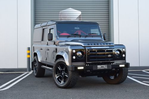 Land Rover Defender SMC Over Land Edition XS Utility Wagon TDCi [2.2] SUV Diesel Grey