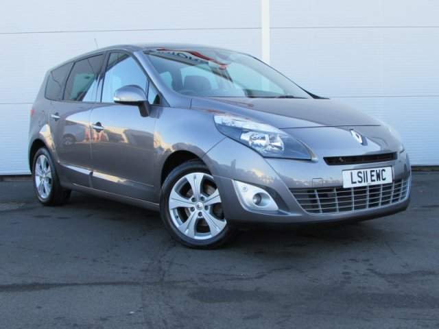 Renault Grand Scenic 1.9 Dynamique Tom Tom (dCi 130)