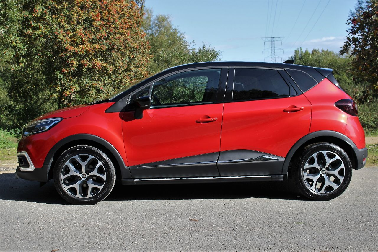 2019 Renault Captur 0.9 TCE 90 GT Line 5dr | Cruise Control | Car Play | Leather Heated Seats |