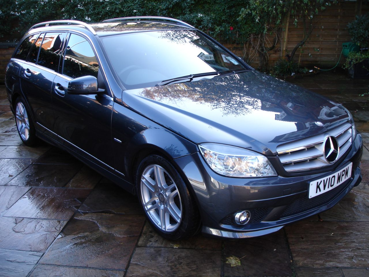 Mercedes-Benz C Class 2.1 C200 CDI BlueEFFICIENCY Sport 5dr Auto