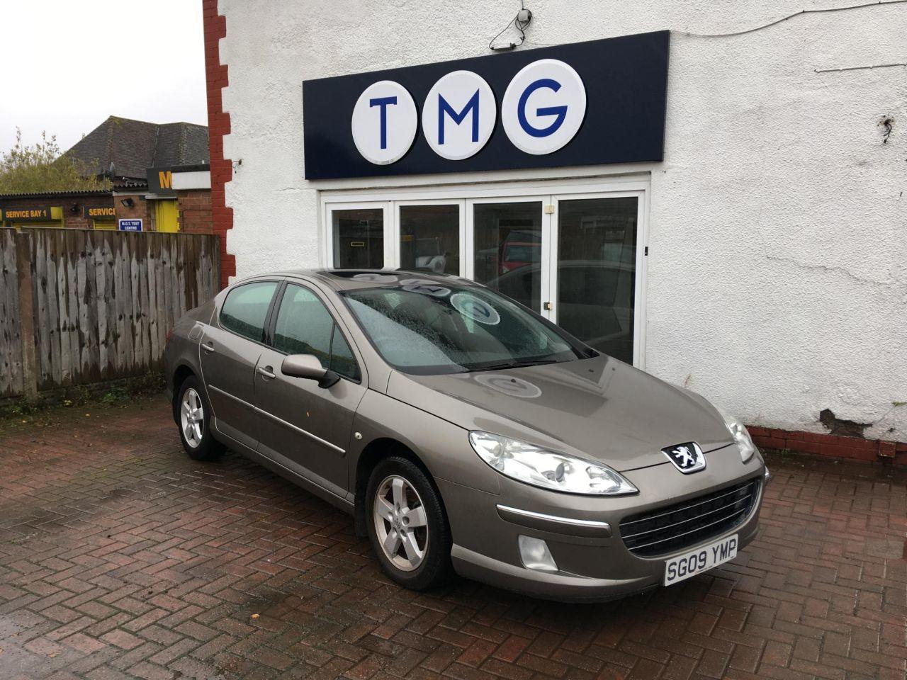 Used Peugeot 407 Cars Second Hand Peugeot 407