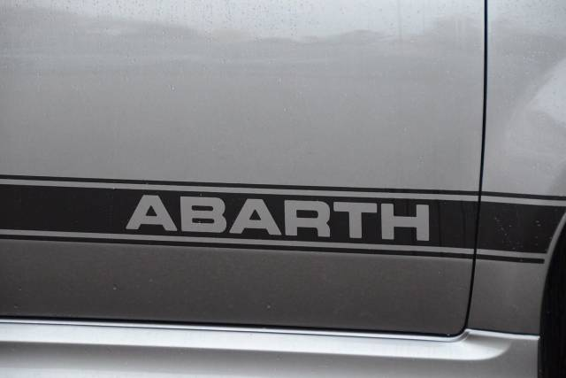 Abarth 595 1.4 Tjet (180ps) Competizione Hatchback Petrol Grey Metallic