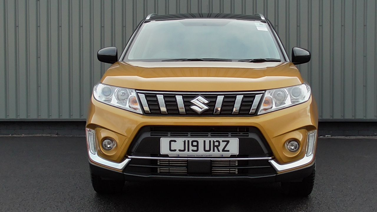 2019 Suzuki Vitara 1.0 Boosterjet SZ-T AT