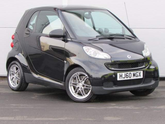 Smart Fortwo Coupe 1.0 Passion mhd (Softouch)
