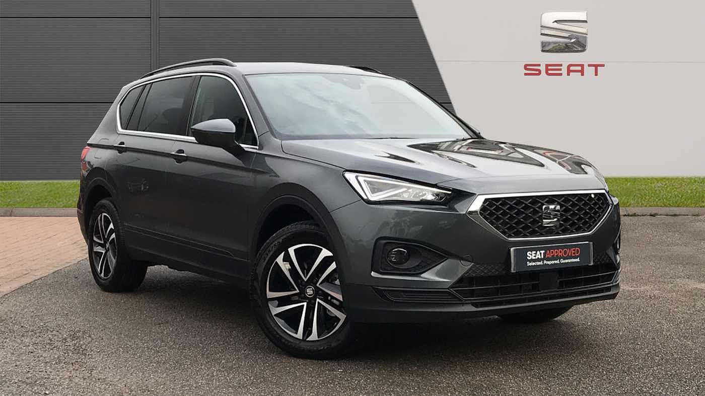 Seat Tarraco 2.0TDI (150ps) SE Technology (s/s) SUV Estate Diesel Indium Grey