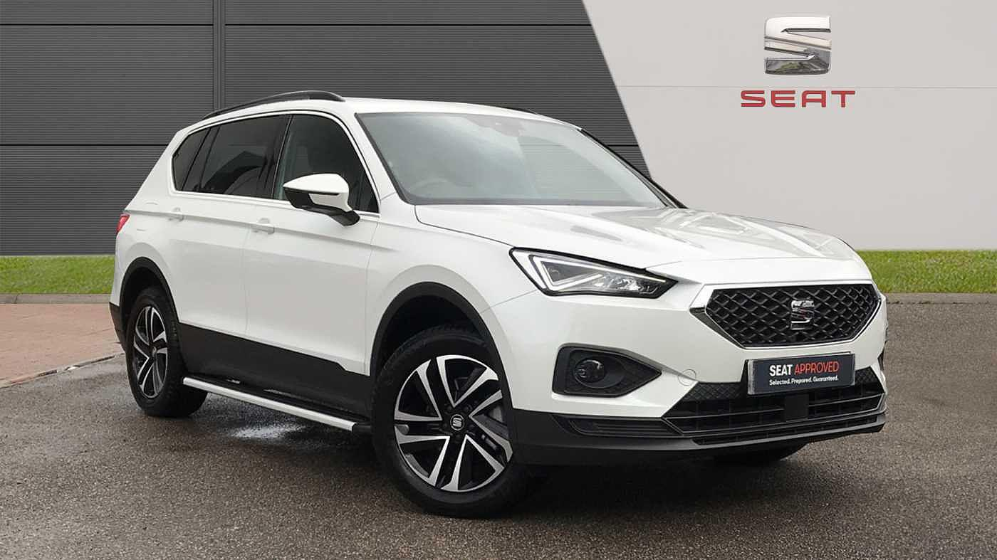 Seat Tarraco 1.5 TSI EVO 150ps SE First Edition s/s SUV Estate Petrol Oryx White
