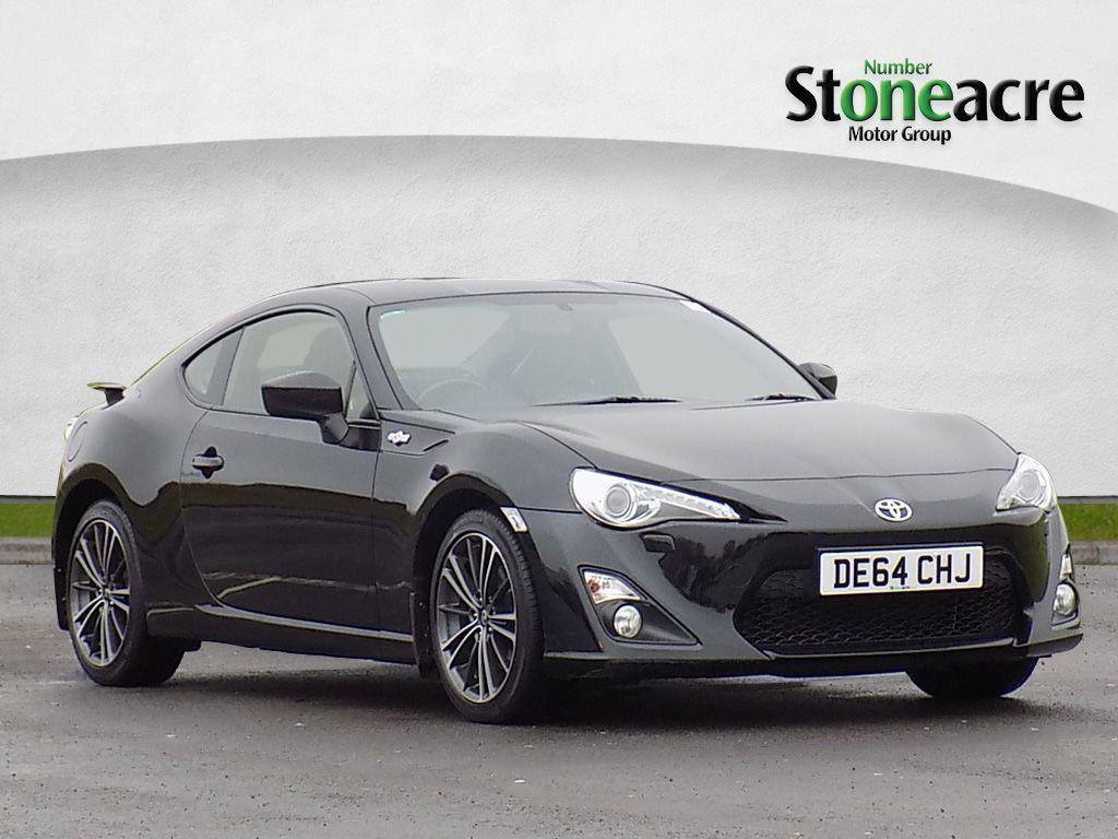 Toyota Gt86 2.0 D-4S Coupe 2dr Petrol Automatic (164 g/km, 201 bhp) Coupe Petrol Black